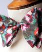 Poppy Blossom Bow Tie