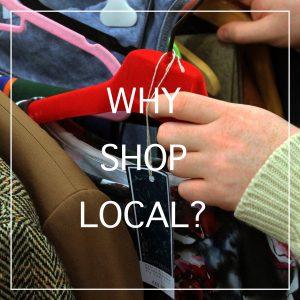 why shop local? josef mcfadden, poppy blossom t-shirt made in scotland, luxury scottish menswear